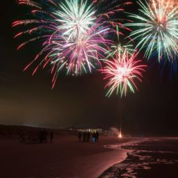 Fourth of July Activities and Fireworks on Kiawah Island